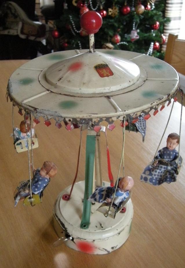 jouets manège et carroussel
